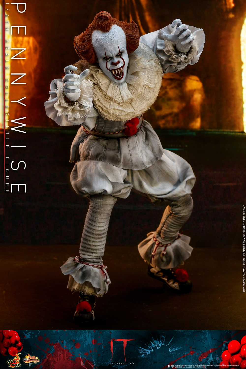 Hot Toys - IT2 - Pennywise_PR11