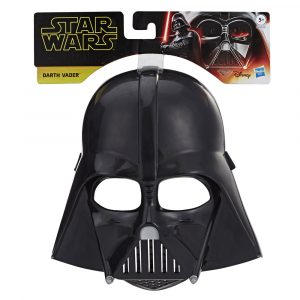 STAR WARS ROLE-PLAY MASK Assortment - in pck (Darth Vader)