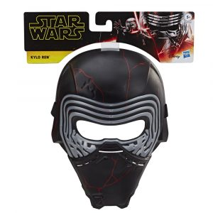 STAR WARS ROLE-PLAY MASK Assortment - in pck (Kylo Ren)