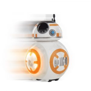 STAR WARS SPARK AND GO BB-8 DROID - oop (2)