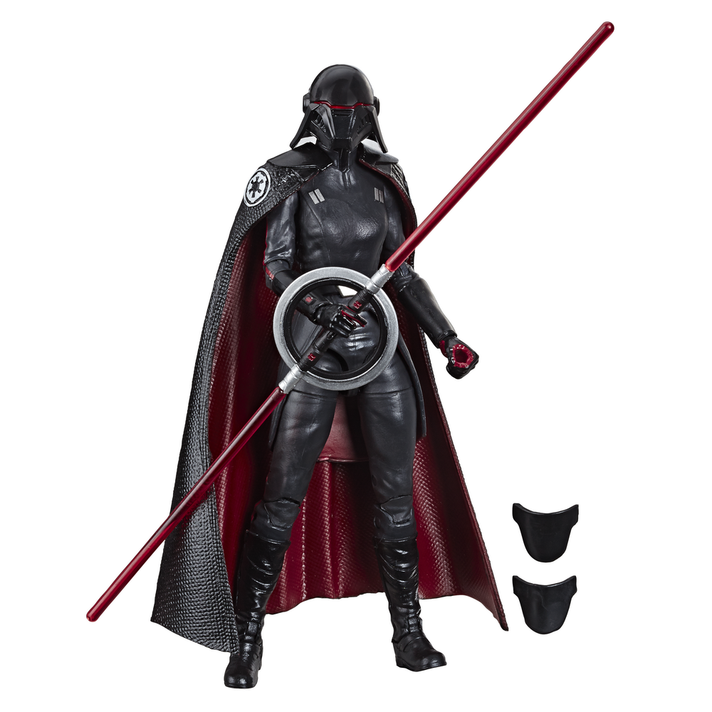 STAR WARS THE BLACK SERIES 6-INCH SECOND SISTER INQUISITOR Figure - oop