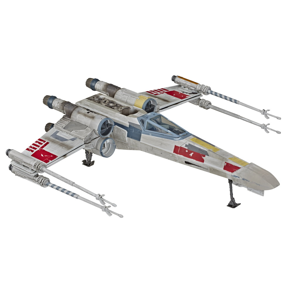 STAR WARS THE VINTAGE COLLECTION LUKE SKYWALKER'S X-WING FIGHTER Vehicle - oop