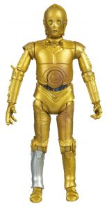 STAR WARS THE VINTAGE COLLECTION 3.75-INCH C-3PO Figure