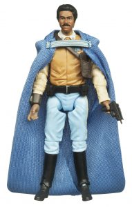 STAR WARS THE VINTAGE COLLECTION 3.75-INCH GENERAL LANDO CALRISSIAN Figure