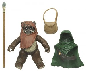 STAR WARS THE VINTAGE COLLECTION 3.75-INCH WICKET Figure