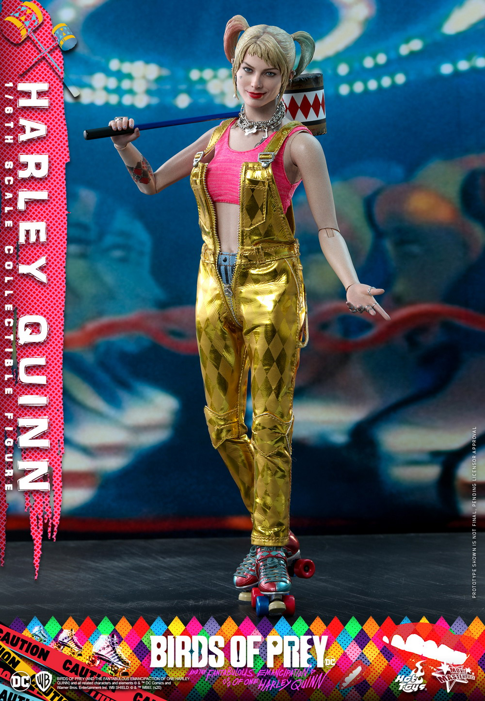 Hot Toys - BOP - Harley Quinn collectible figure_PR2