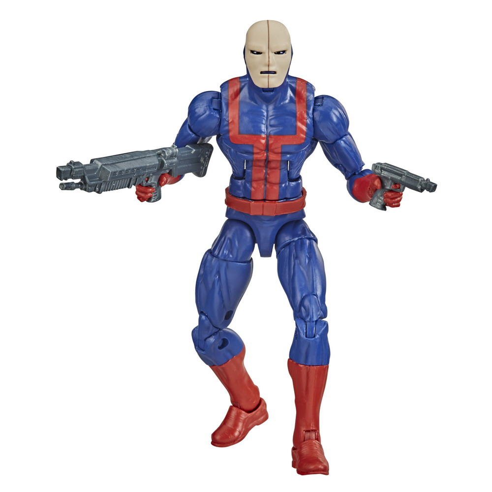 MARVEL LEGENDS SERIES 6-INCH HELLFIRE CLUB GUARD Figure - oop
