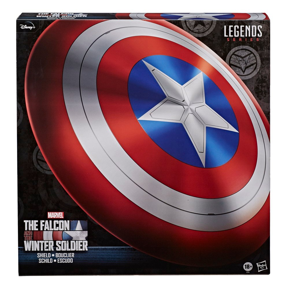 MARVEL LEGENDS SERIES THE FALCON & THE WINTER SOLDIER PREMIUM ROLE-PLAY SHIELD - pckging (2)