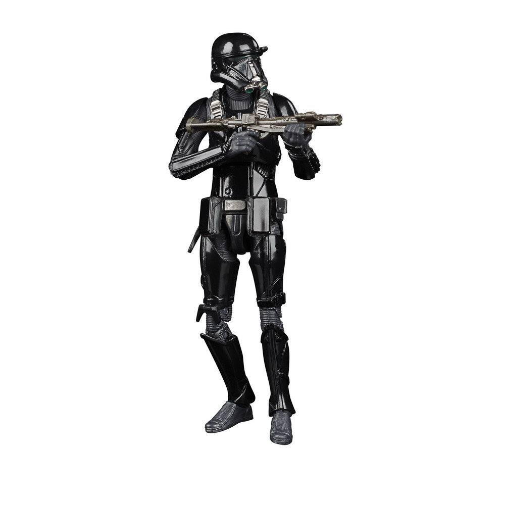 STAR WARS THE BLACK SERIES ARCHIVE 6-INCH IMPERIAL DEATH TROOPER Figure - oop (3)