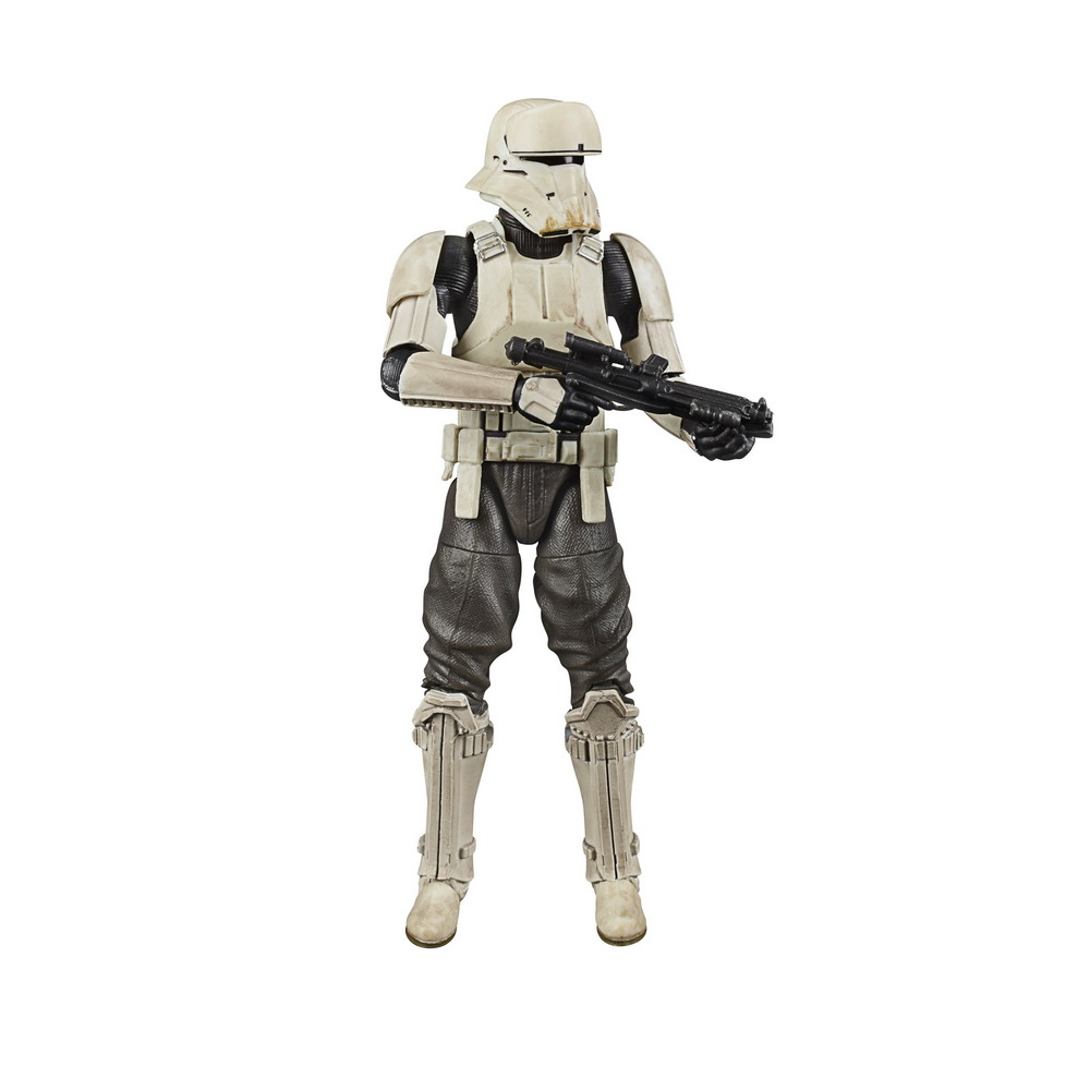 STAR WARS THE BLACK SERIES ARCHIVE 6-INCH IMPERIAL HOVERTANK DRIVER Figure - oop (2)