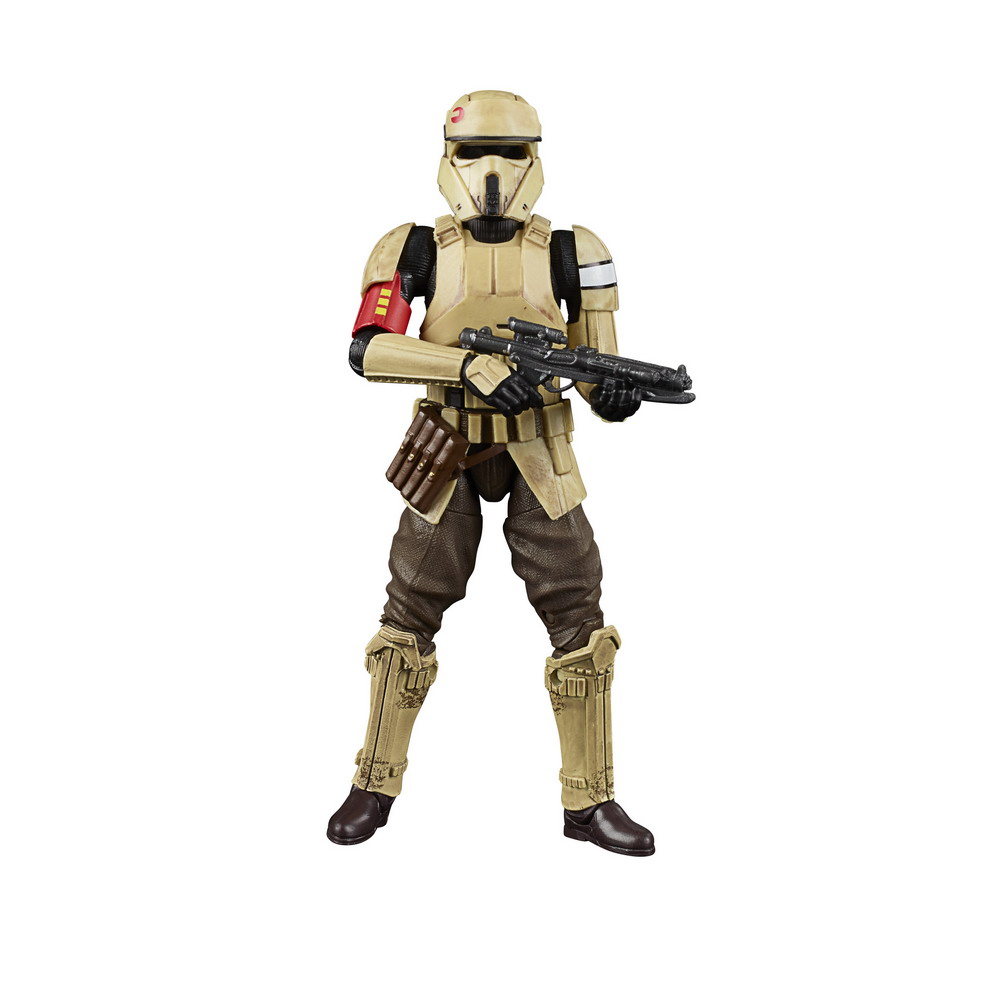 STAR WARS THE BLACK SERIES ARCHIVE 6-INCH SHORETROOPER Figure - oop (4)