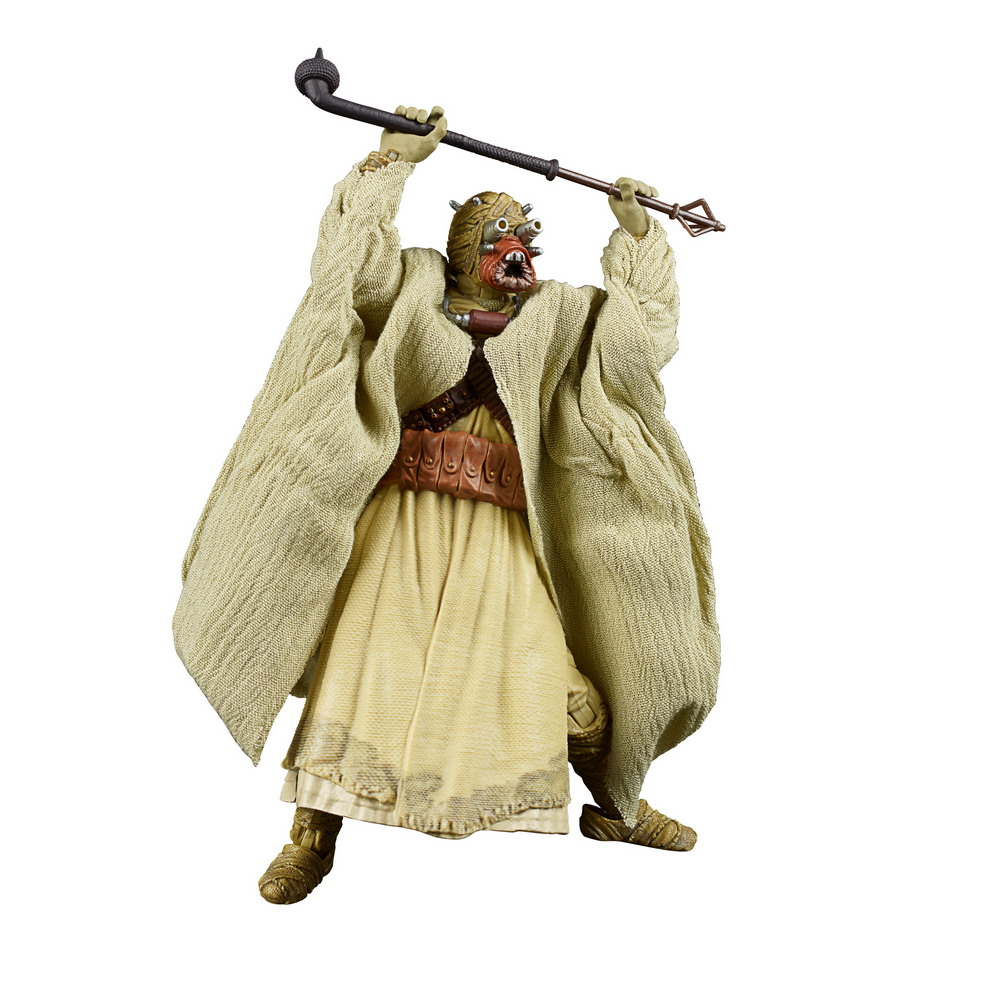 STAR WARS THE BLACK SERIES ARCHIVE 6-INCH TUSKEN RAIDER Figure - oop (7)