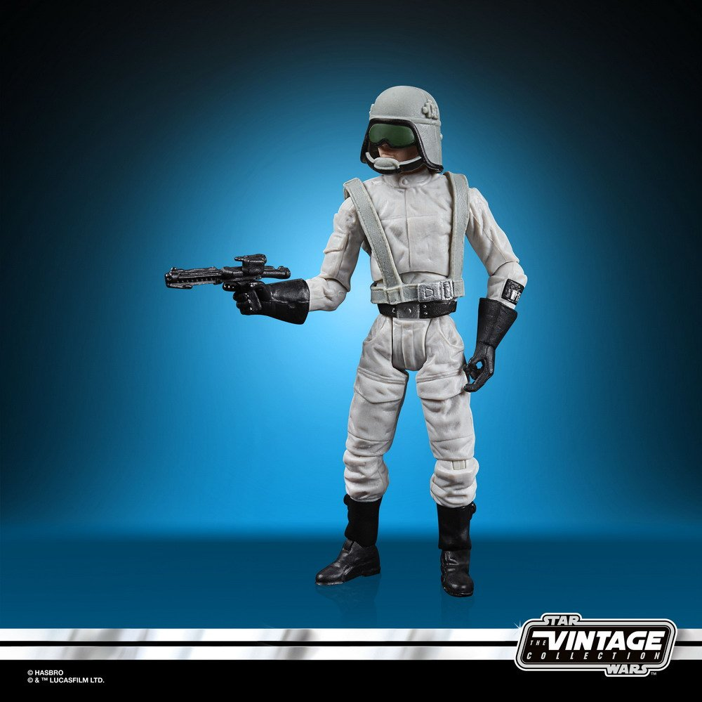 STAR WARS THE VINTAGE COLLECTION LUCASFILM FIRST 50 YEARS 3.75-INCH AT-ST DRIVER Figure - oop (6)