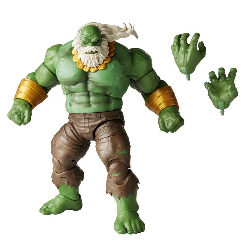 MARVEL LEGENDS SERIES 6-INCH-SCALE MAESTRO Figure - oop (3)