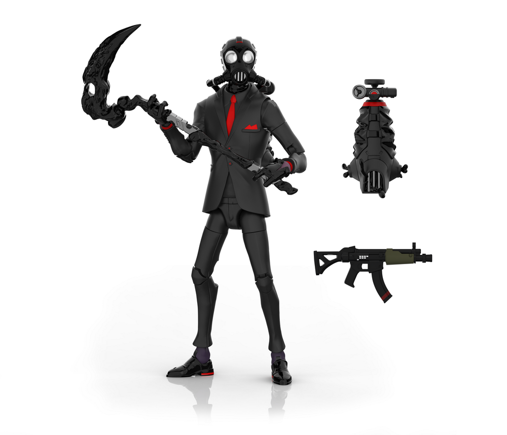 FORTNITE VICTORY ROYALE SERIES 6-INCH CHAOS AGENT Figure
