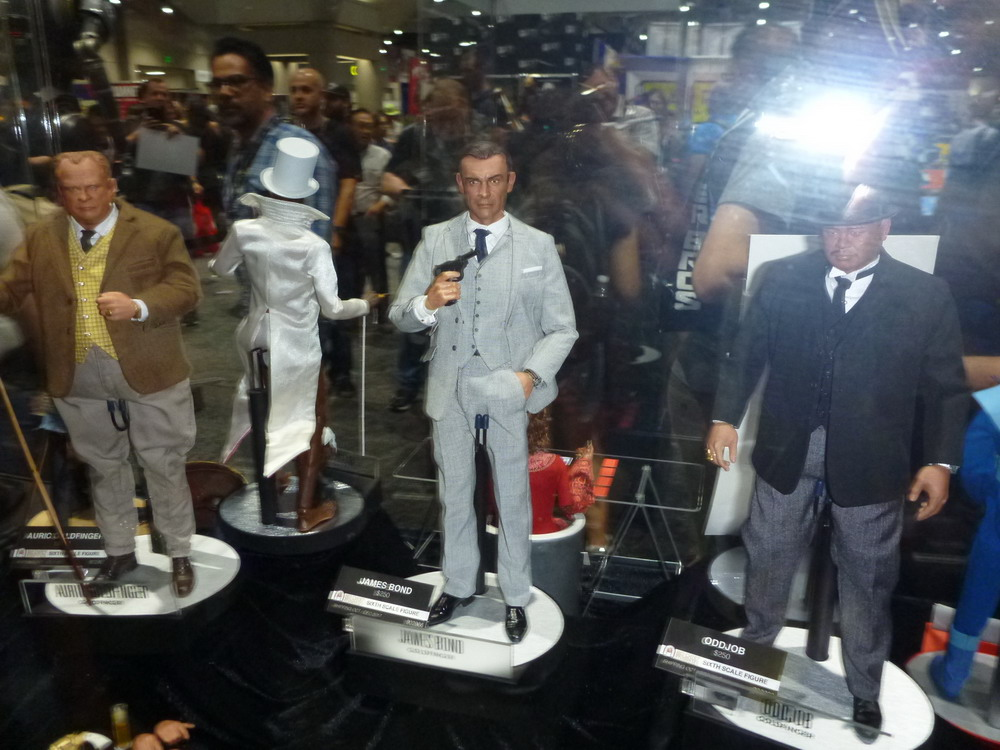 big chief, james bond, sdcc 2017