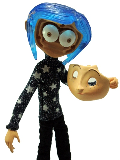 Review Neca Sdcc09 Exclusive Star Sweater Coraline