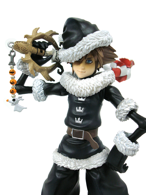 Kingdom Hearts 2 Sora Halloween Town Cosplay Costume Halloween Town