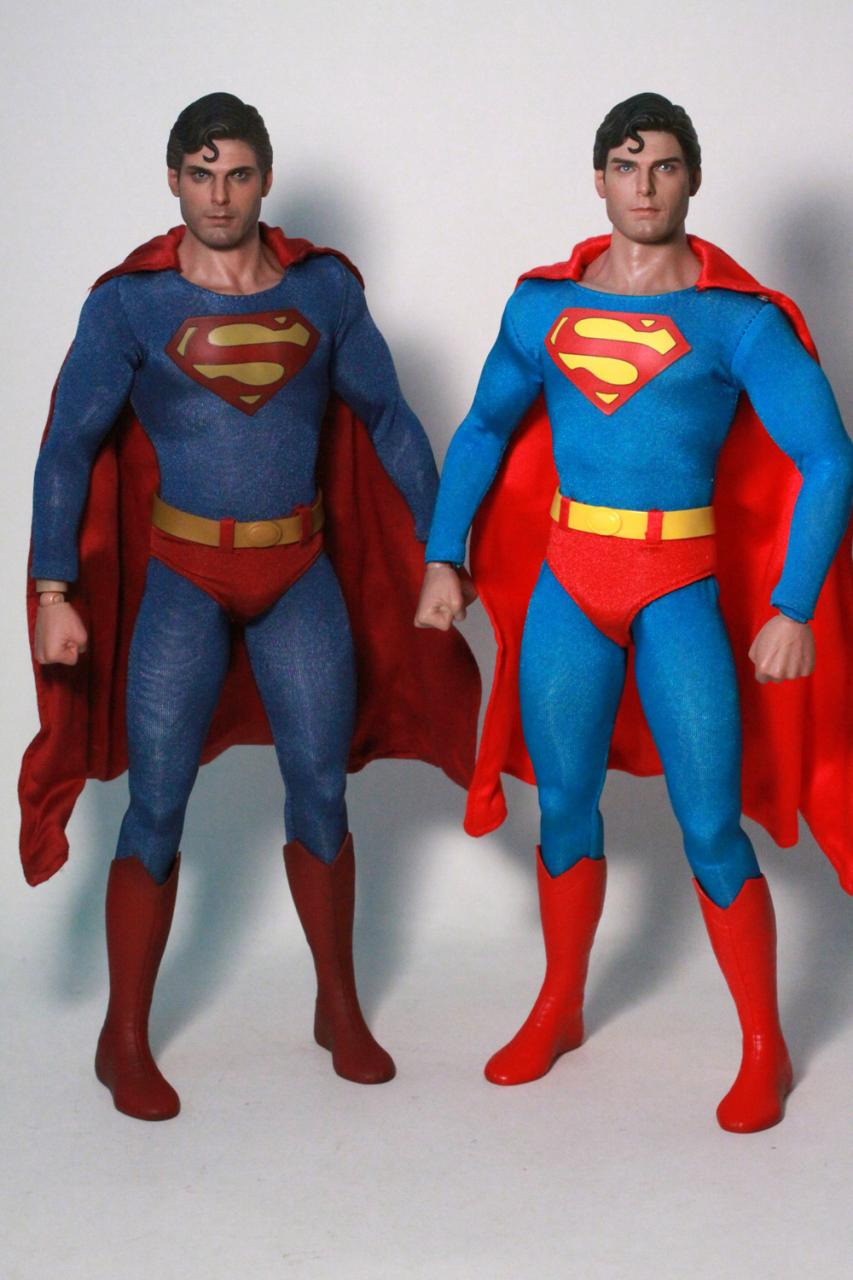 Product Review Hot Toys Superman Evil Version New Photos