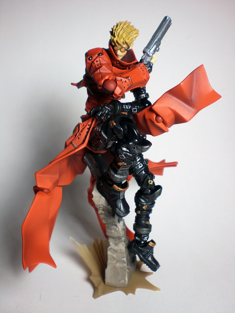 Trigun Legend Like Youve Never Seen Him Before