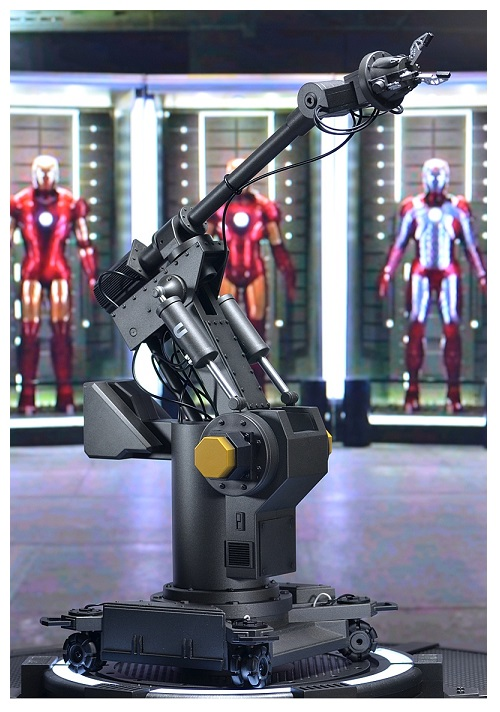 Product Review Review Hot Toys Mms191 Tony Stark Armor