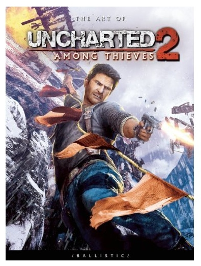 Comics Books Book Review The Art Of Uncharted 2