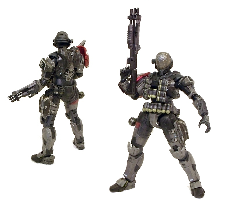 REVIEW: HALO: REACH Play Arts Kai Series 1