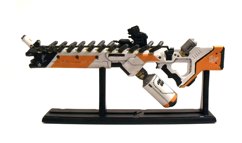 REVIEW: Weta's District 9 Minature Weapons - ASSAULT RIFLE