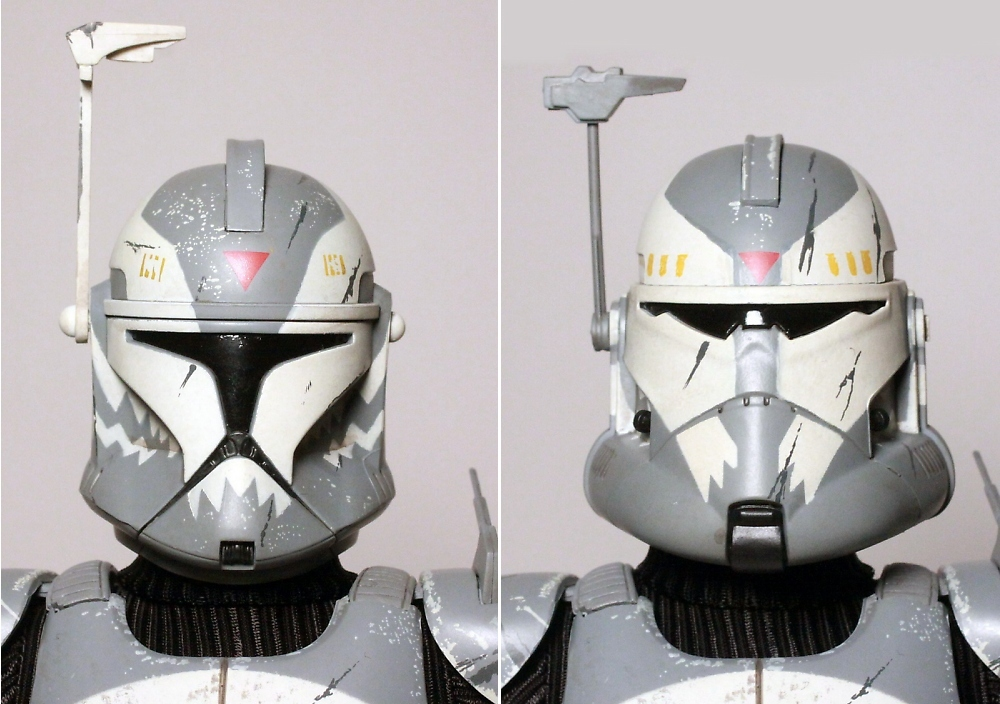 review review sideshow 1 6 star wars commander wolffe