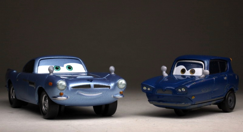 Review Cars 2 Finn Mcmissile And Tomber