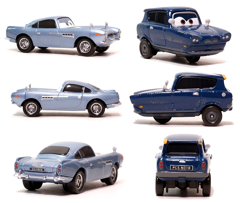Tomber Cars  Toy