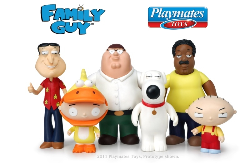 Family Guy Toys Toywiz : Playmates all new family guy toy line