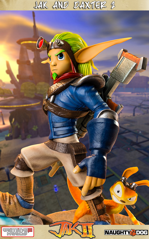 gaming heads gaming heads playstation all stars jak and