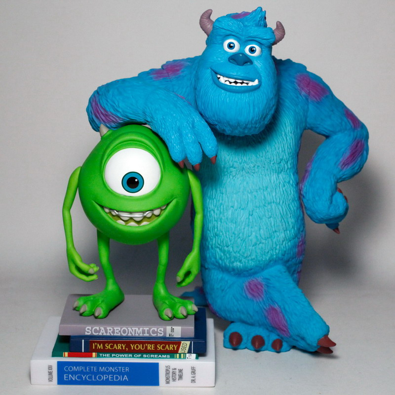 Monster Inc Sulley Toy