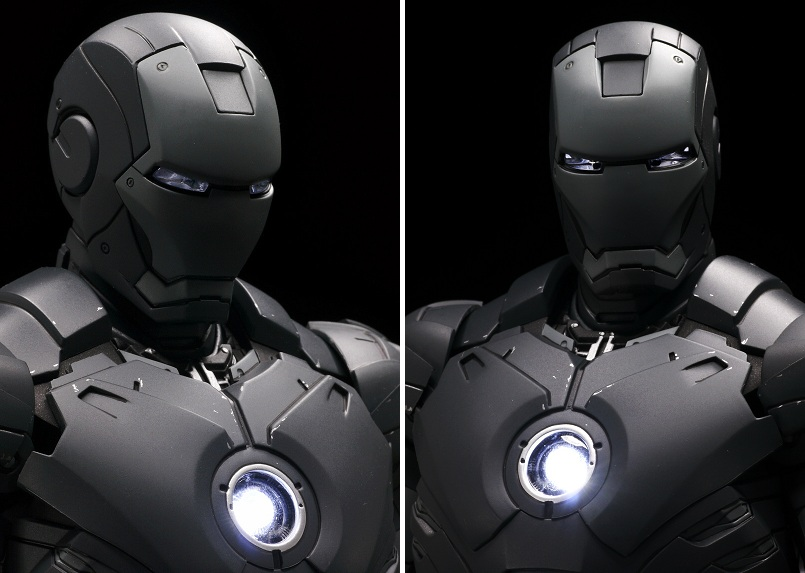 Black Iron Man images