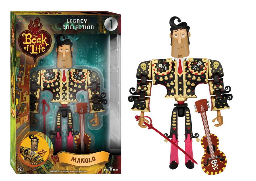 Funko funko book of life for The book of life characters names