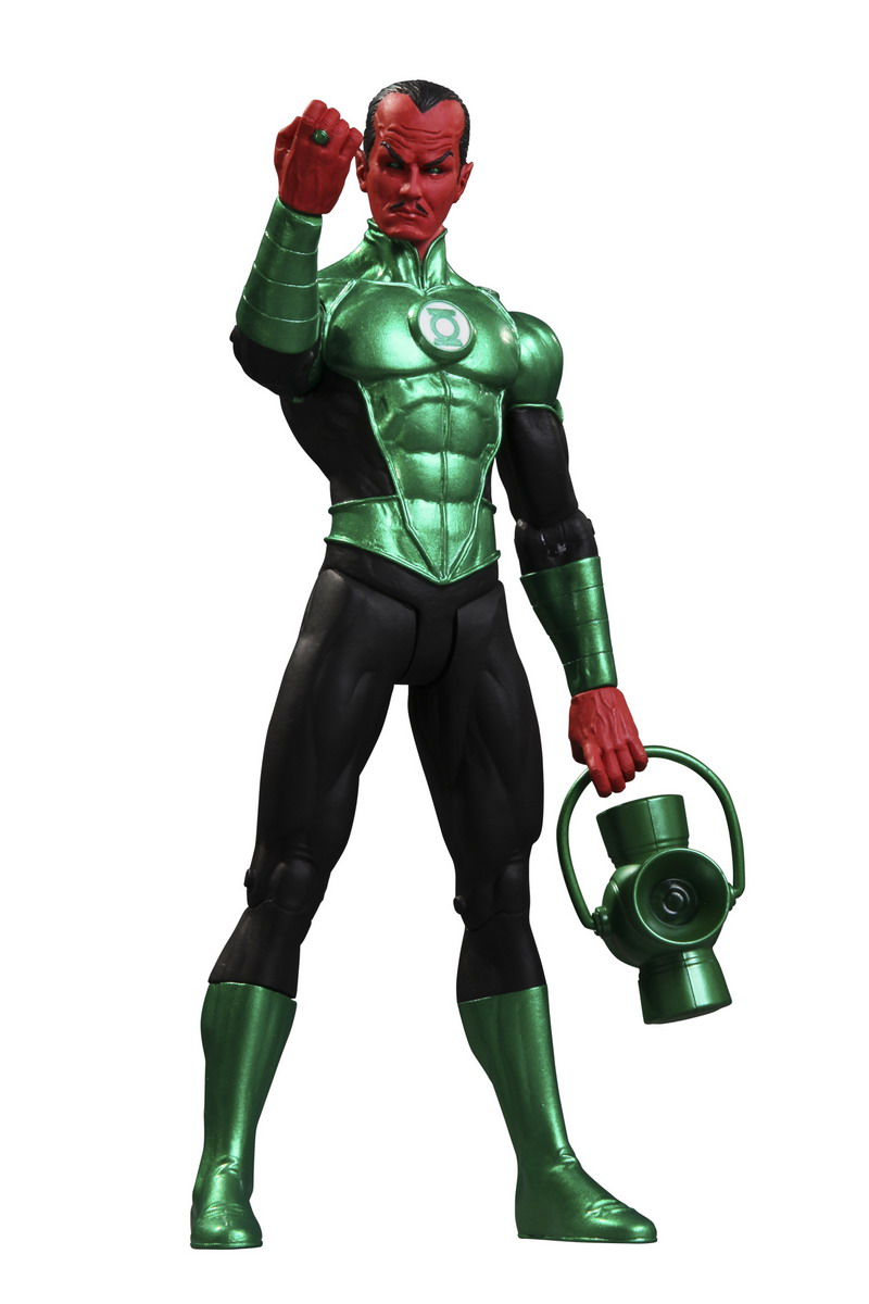 Dc Collectibles Green Lantern Series 5 Action Figures