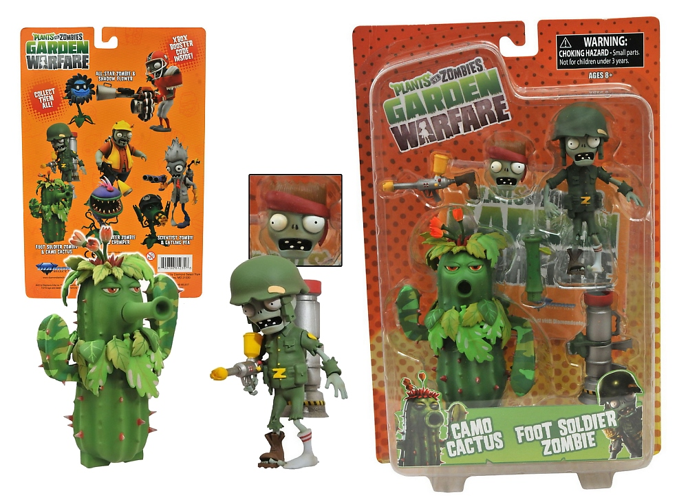 Diamond dst in stores this week from dst - Plants vs zombies garden warfare toys ...