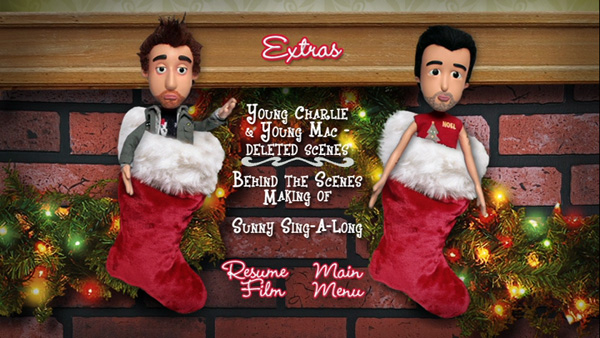 Always Sunny Christmas.Movies Tv Games Dvd Review It S Always Sunny In