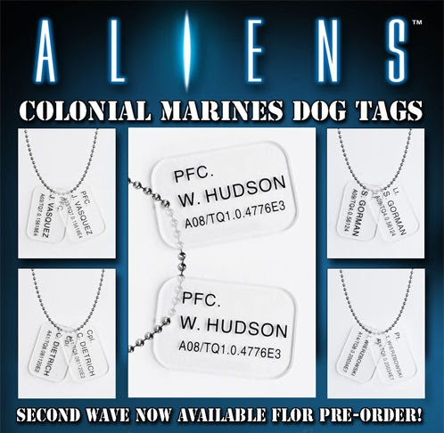 hcg hcg aliens colonial marine dog tags series 2