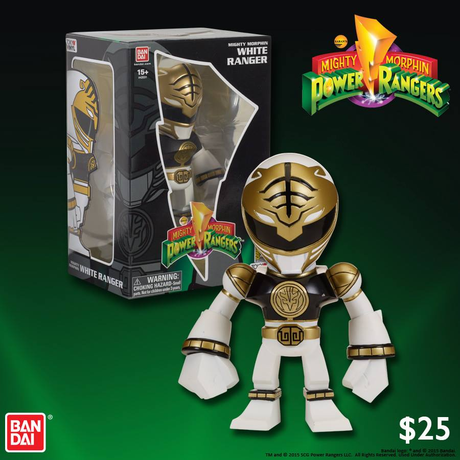 San Diego Chargers Fan Forum: Bandai America: Bandai Rolls Out The SDCC'15 POWER RANGERS