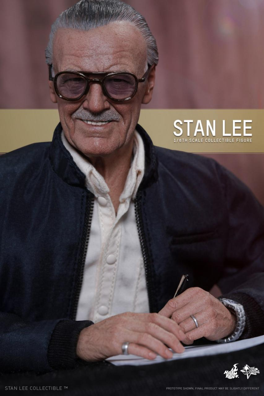Hot Toys - MMS327 - Stan Lee 1:6th Scale Collectible Figure