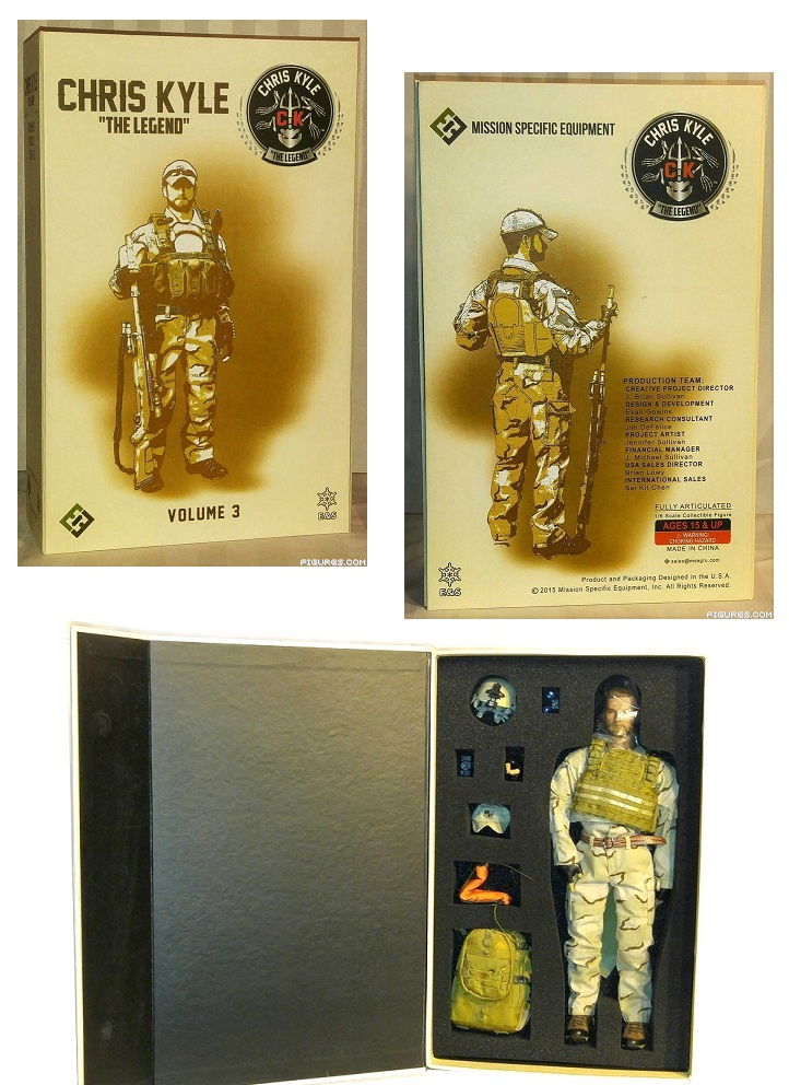 REVIEW: REVIEW: MSE Deluxe Edition US NAVY SEAL Team 3, Tour