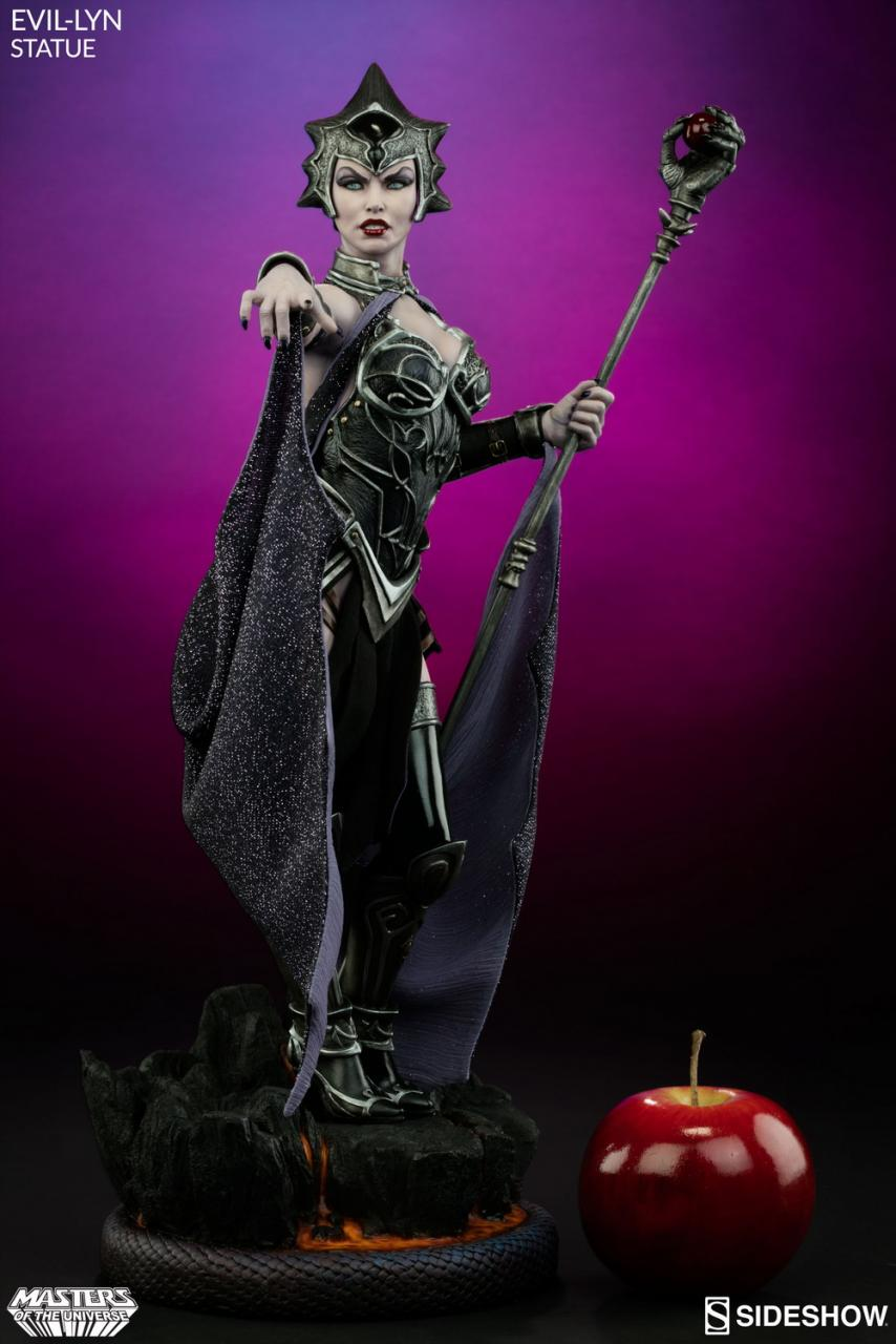 Sideshow: Sideshow Masters of the Universe Statues: EVIL-LYN