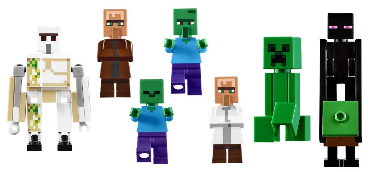 LEGO: LEGO Minecraft Universe Expanding - Reply to Topic