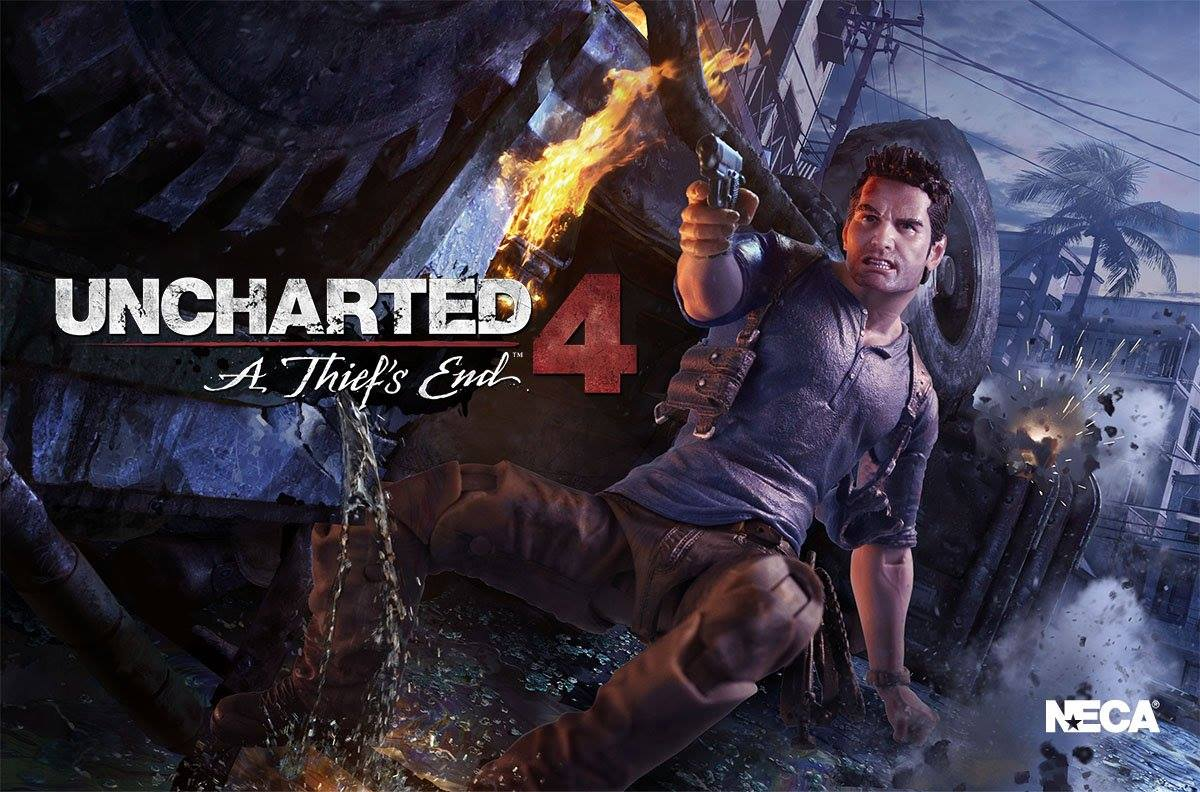 Neca Uncharted 4 A Thief S End 7 Nathan Drake Update