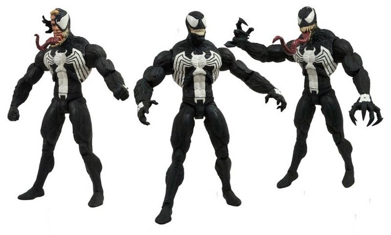 Diamond Dst Interview With The Sculptor Marvel Select Venom S Jean