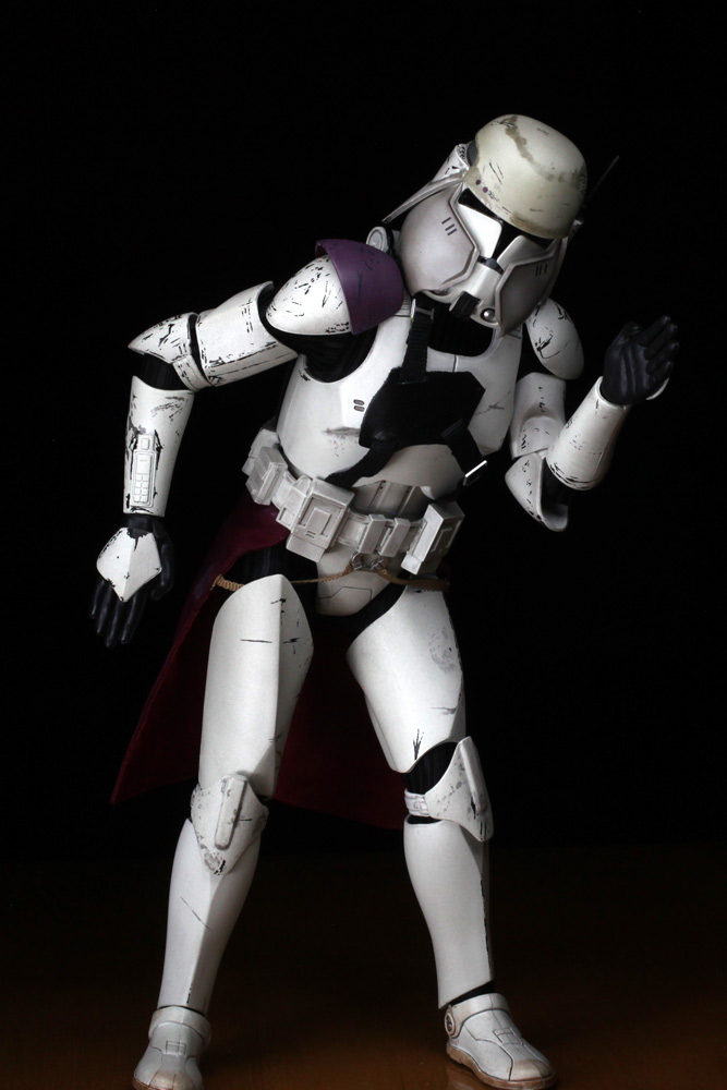 Review Review Sideshow 1 6 Star Wars Commander Bacara
