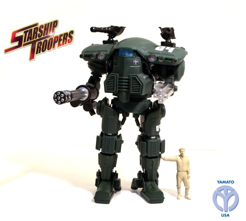 REVIEW: Yamato USA Starship Troopers 3 - MARAUDER Power Armor