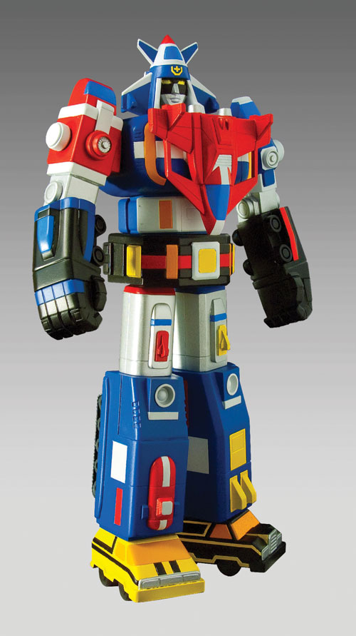 Toynami Vehicle Voltron Vinyl Collectible Figure